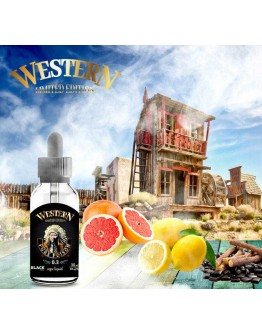 Western Black Edition - Pure Poison Absinth E Sigara Likit (30 ml)