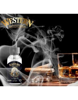Western Black Edition - King\'s Elixir E Sigara Likit (30 ml)