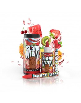 One Hit Wonder Island Man Premium Elektronik Sigara Likiti (100ml)
