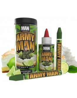 One Hit Wonder Army Man Premium Likit (100ml)