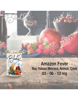BlendR - Amazon Fever (30ML)