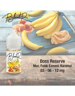 BlendR - Boss Reserve (30ML)