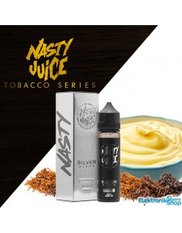 Nasty Juice - Tobacco Silver Blend (60 ML)