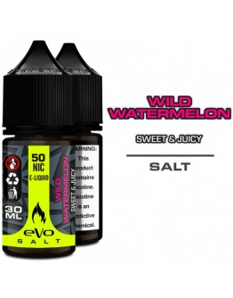 Halo EVO - Wild Watermelon Salt (30 ML)