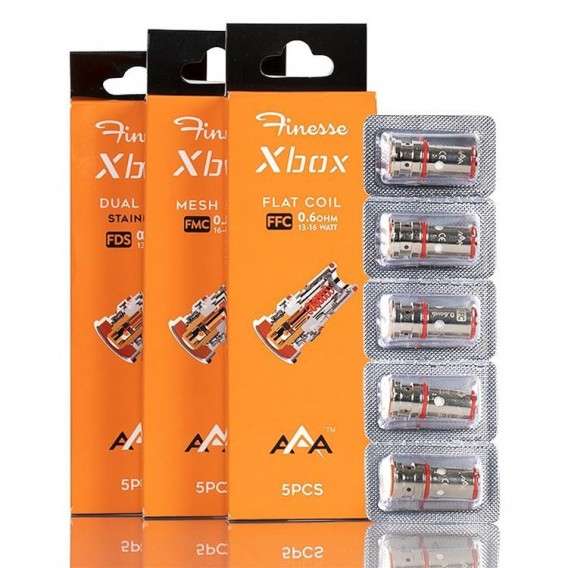 Aaavape FINESSE Coil (5 Adet)