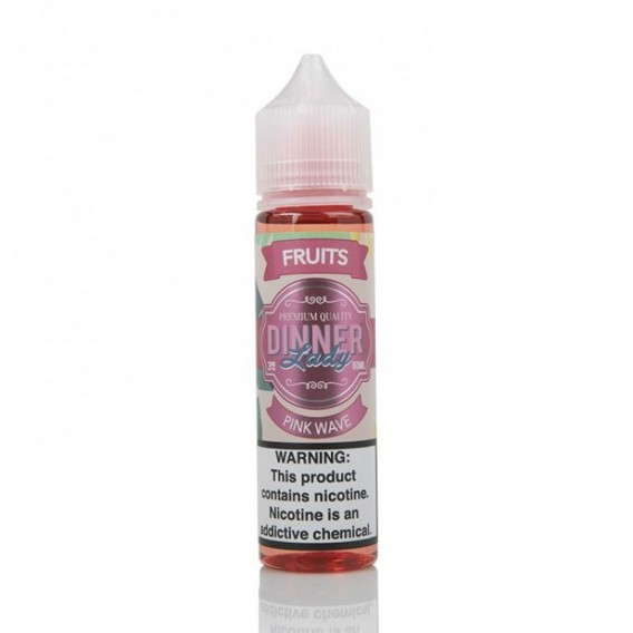Dinner Lady - Pink Wave (60ML) E-Likit
