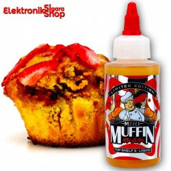 One Hit Wonder Mini Muffin Man Premium Elektronik Sigara Likiti (100ml)